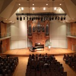 ピアノ発表会が出来るホール